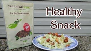 Meriendas Saludables ♥ Healthy Snack Thumbnail