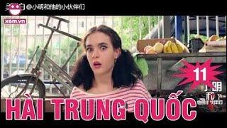 Tổng hợp video clip Hài Trung Quốc 2017 siêu bựa tập 11: Mẹ tưởng quả đấy là dưa hấu! - Xem.vn