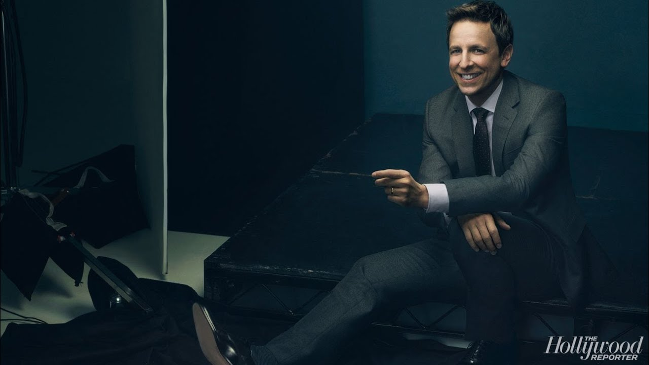 Seth Meyers on Taking Over at 'Late Night' and Missing the Frantic Pace of 'SNL'