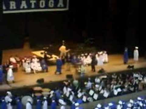 saratoga graduation