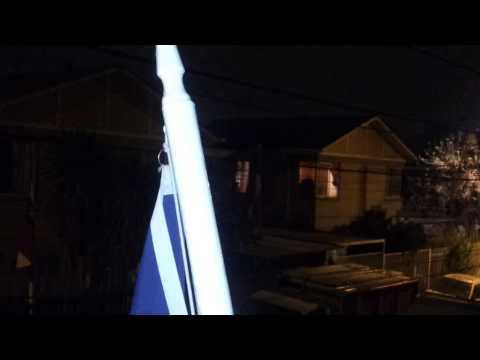 replica post terremoto de illapel, santiago