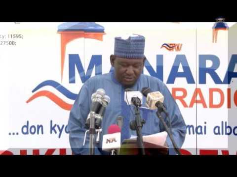 MANARA TV | WAKAR : GA MANARA TV TAZO : Abubakar Ibrahim KANTAMA