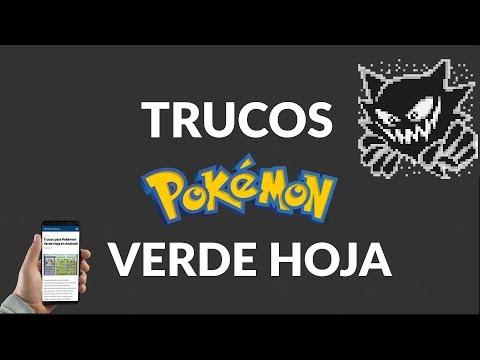 Trucos para Pokémon Verde Hoja en Android