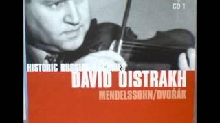 Mendelssohn-Bartholdy - Violin Concerto Op. 64 - 1. Allegro molto appassionato