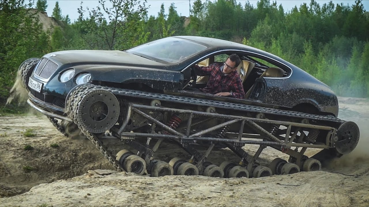 Bentley Ultratank - У нас большие проблемы.