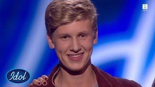 Casper sjarmerer med Youngblood av 5 Seconds Of Summer   Idol Norge 2018