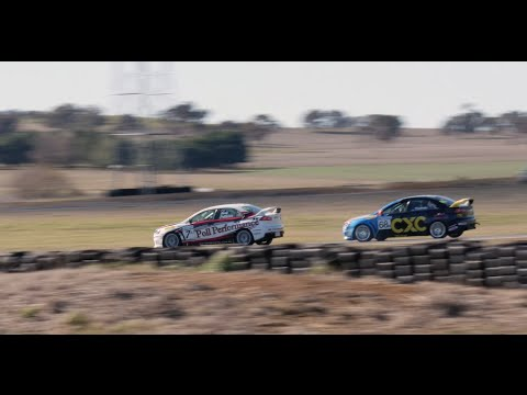 NSW Production Touring Cars Rd 4 Wakefield Park 3rd July 2016