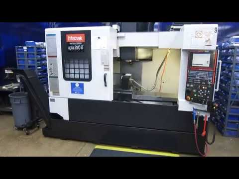 Mazak Vertical Center Nexus 510C-II 4-Axis CNC Vertical Machining Center