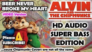 Beer Never Broke My Heart - Luke Combs (Alvin and Chipmunks HD COVER) - NO ROBOTIC VOICES mp3
