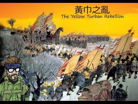 The History of the Three Kingdoms 1: The Yellow Turban Rebellion
