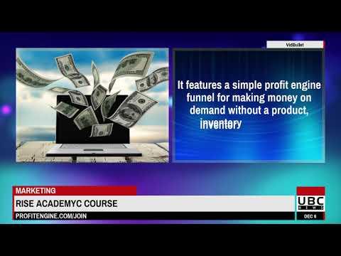 Rob Jones & Gerry Cramer Rise Academy Profit Engine Affiliate Marketing & Clickbank Course