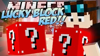 Minecraft | LUCKY BLOCK RED (Even More Insane Blocks!) | Mod Showcase