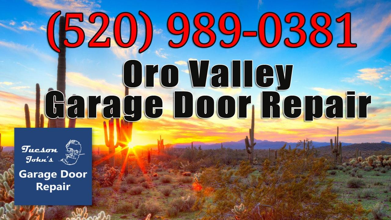 Garage Door Repair Oro Valley Arizona