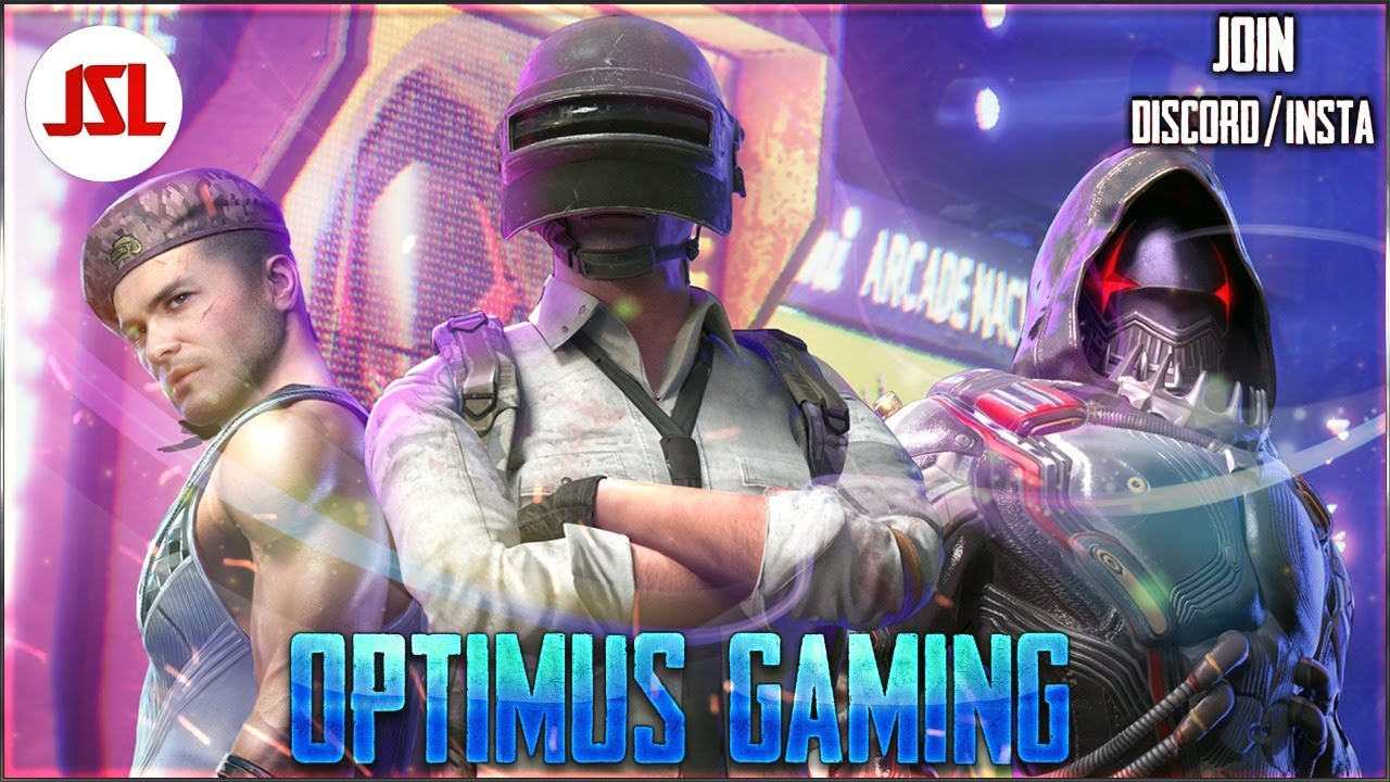 Optimus Pubg Mobile Night Live Stream - Beware of Corona-virus For Safety Check Link In Description