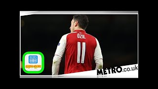When will Mesut Ozil play for Arsenal in pre-season?
