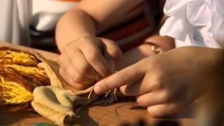 «Ручна робота». Іграшка-лошадка (4.06.2014)