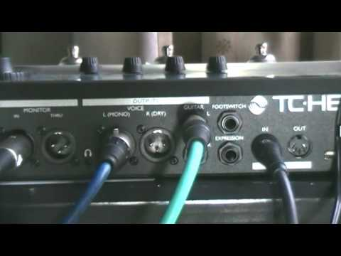 VL3 outputs