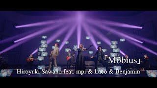 Thumbnail of music video - Hiroyuki Sawano feat. mpi & Laco & Benjamin「Möbius」