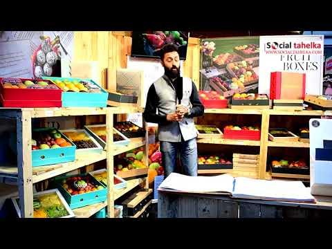 Luxury Fruit Gift box | Wedding Gift box | New Year Send Gift box