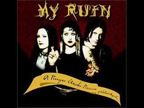 "My Ruin-""Miss Ann Thrope"""