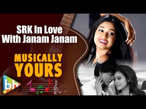 """Shah Rukh Khan Was So Much In Love With Janam Janam"": Antara Mitra"