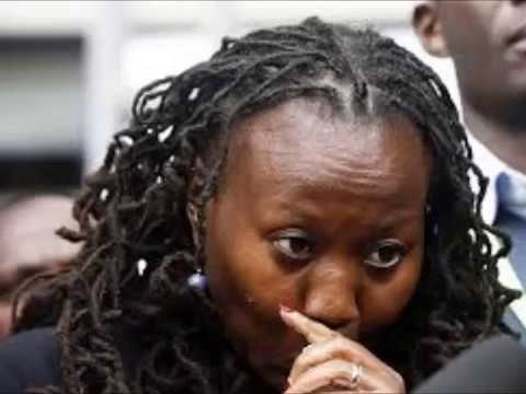 IEBC Commissioner Akombe Security Withdrawn thumbnail