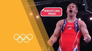 Advice To Young Wrestlers | Youth Olympic Games