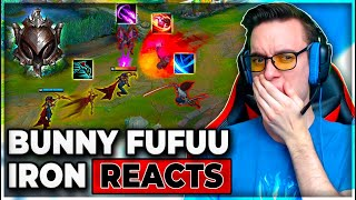 *NEW SPECTATE SERIES* IRON PLAYERS TRY TO CARRY... 😂😂 - BunnyFuFuu | League of Legends