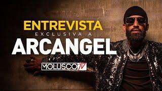 """ENTREVISTA HISTÓRICA CON ARCANGEL """"MI LEGADO ES QUE FUI EL PRIMERO EN GRABAR CON BAD BUNNY"""" #MOLUSCO"""