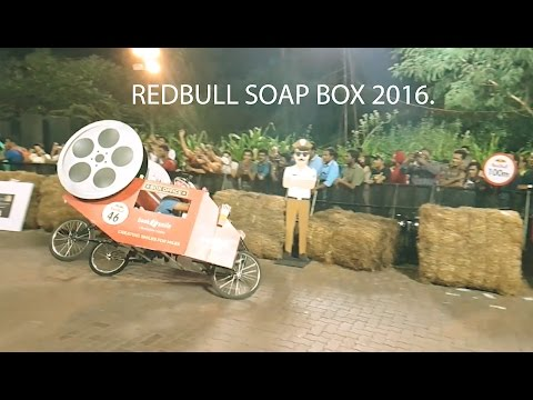REDBULL SOAPBOX RACE MUMBAI INDIA 2016