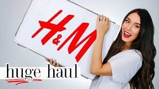 HUGE H&M HAUL - I went a little crazy.