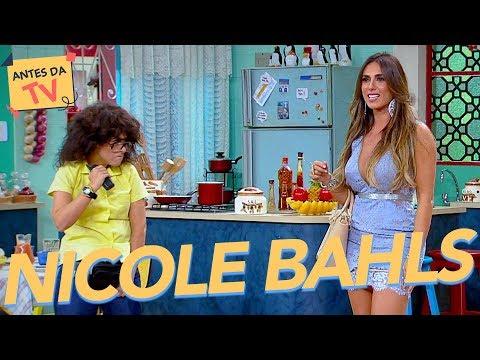 Nicole Bahls – Eloísa + Mustafary + Lacraia + Ericsson + Jéssica – Vai Que Cola – Humor Multishow