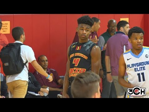 Adrian Nelson Is One Of The Hottest Rising Prospects In The Midwest | GRBA Nationals Mixtape
