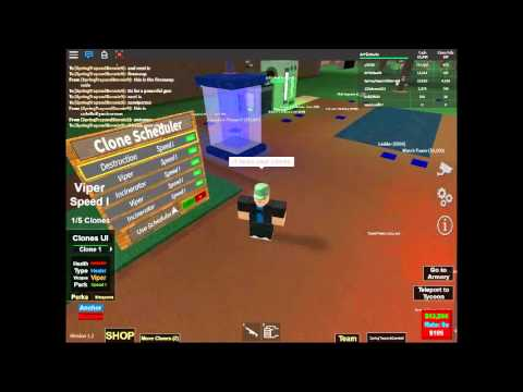 roblox the clone factory codes