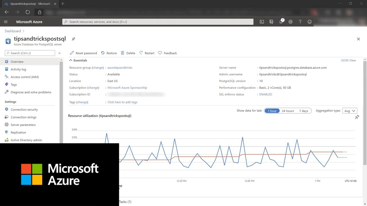 How to Develop Apps with Microsoft Azure Database for PostgreSQL