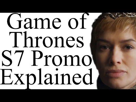 "Game of Thrones Season 7 ""Long Walk"" Promo Explained"