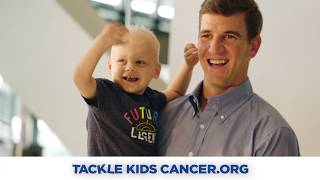 Eli Manning with TKC Patients - 60 Second Video