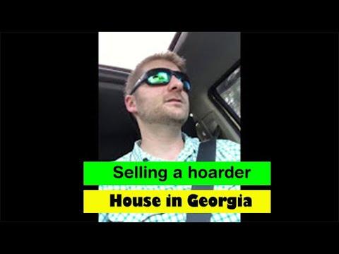 Selling a hoarder house in Georgia