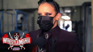Shayna Baszler awaits WrestleMania opponents: WrestleMania 37 Exclusive, April 10, 2021