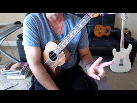 Etta James Hound Dog Ukulele Tab Preview