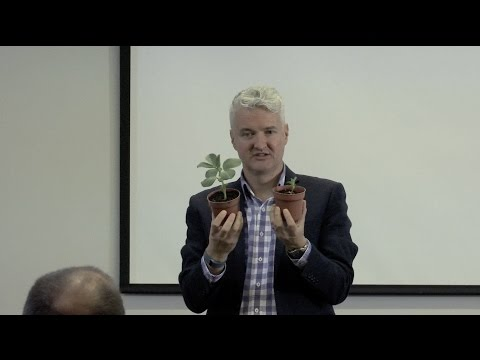 Sowing the Seeds of Business Growth: Steve Bustin - Full Keynote