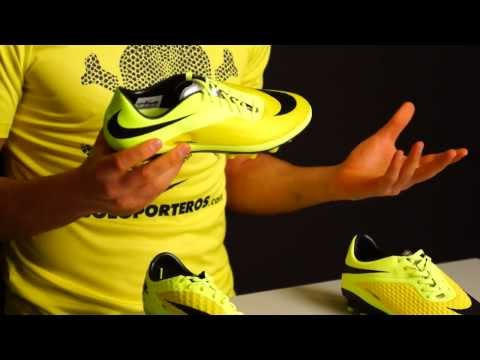 Review bota nike Hypervenom Phantom Vibrant Yellow