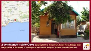 2 dormitorios 1 baño Otros se Vende en Camping El Pino, Torrox Park, Torrox Costa, Malaga, Spain