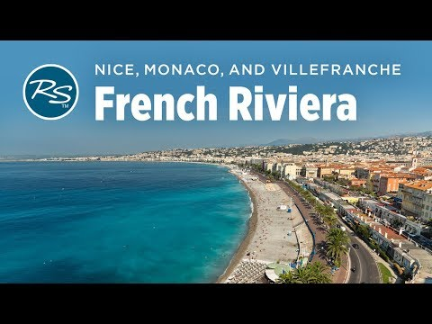 Cruising Travel Skills: Town-Hopping in the French Riviera – Rick Steves' Europe Travel Guide