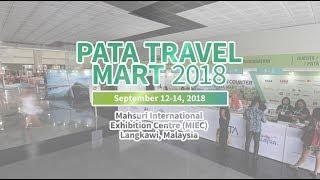 PATA Travel Mart 2018 in Langkawi, Malaysia