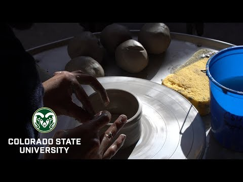 Pottery and Ceramics Program at Colorado State University