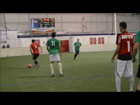 Conquistadorz vs. BASL Shooters - 02/06/17 Winter (HD) - BASL Soccer League of Jacksonville, FL