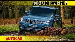 2018 Range Rover PHEV | First Drive Review | Autocar India