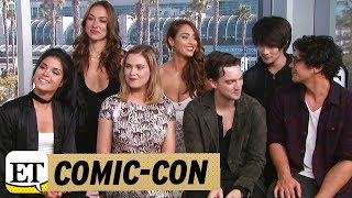 EXCLUSIVE: 'The 100' Cast Opens Up About 5 Year Time Jump in Season 5