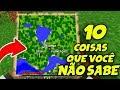 ✅ 10 SEGREDOS QUE ESCONDERAM DA VERSÃO AQUÁTICA DO MINECRAFT